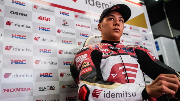 MotoGP2021カタルーニャGP 初日総合11位中上 貴晶「トラックコンディションは非常に良くなかった」