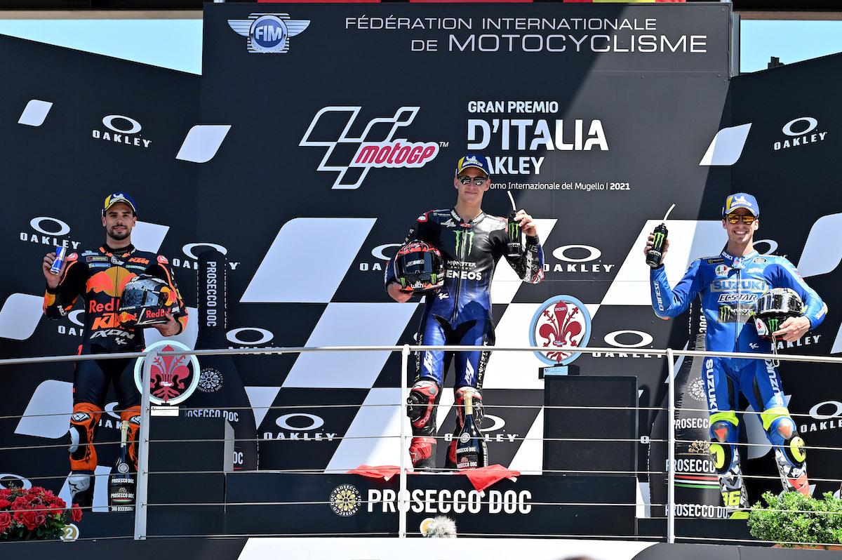 ミシュラン イタリアGPレビュー2021