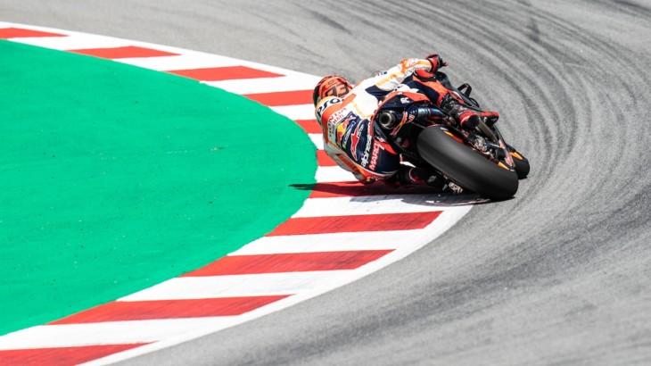 MotoGP2021ドイツGP マルク・マルケス「一歩一歩準備が整っている気がする」