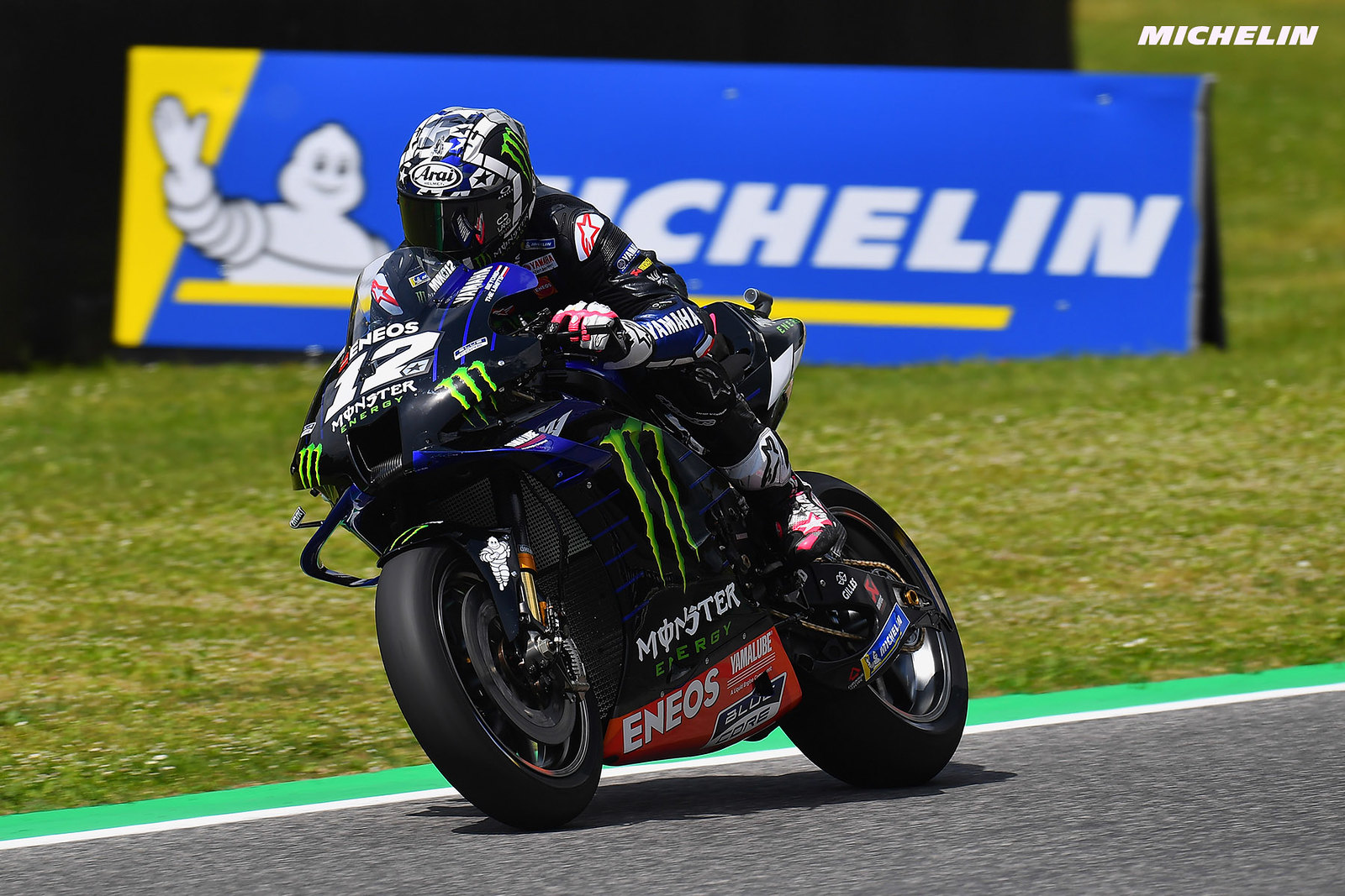 MotoGP2021イタリアGP 8位マーべリック・ビニャーレス「ミディアムフロントで苦戦をした」