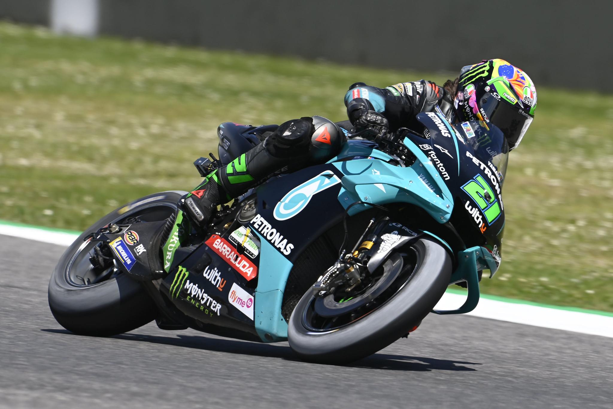 MotoGP2021イタリアGP 16位フランコ・モルビデッリ「マルクを避けたことで時間をロスした」