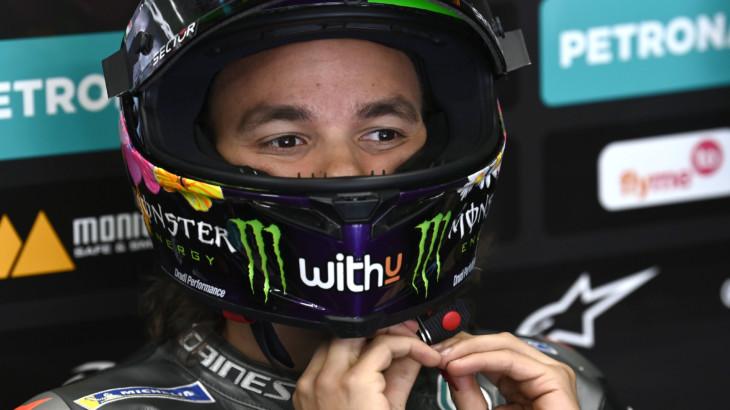 MotoGP2021カタルーニャGP 初日総合2位フランコ・モルビデッリ「既に良いベースは出来ている」