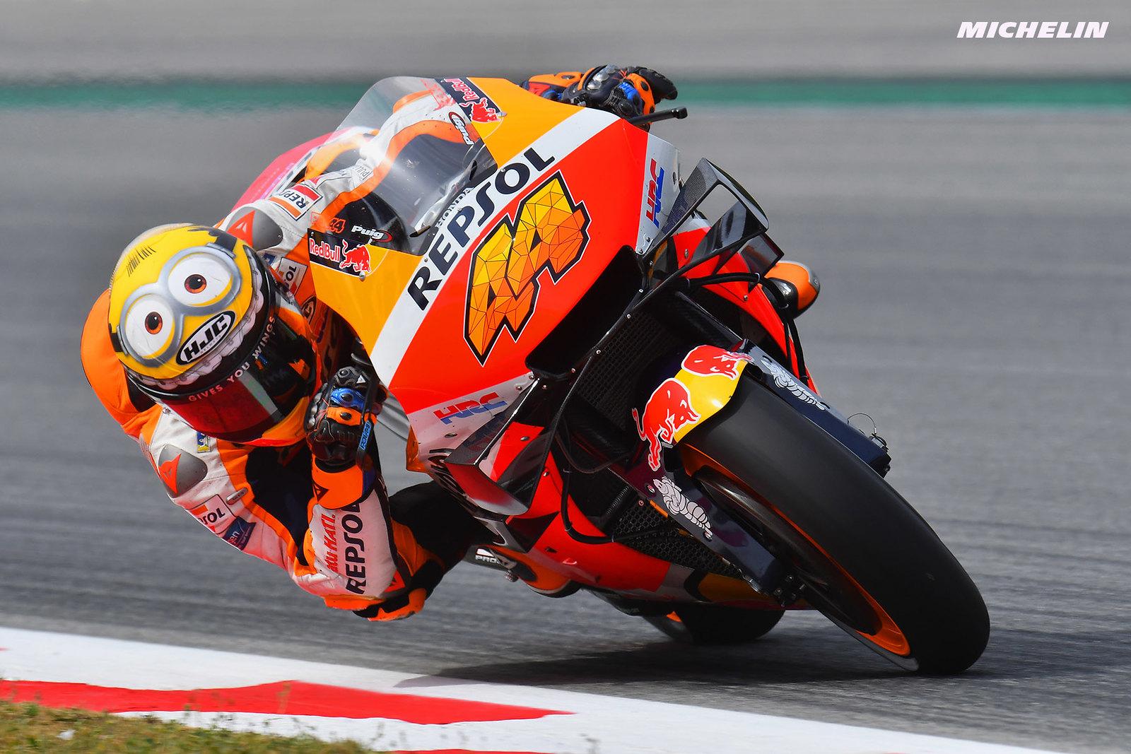 MotoGP2021カタルーニャGP 初日総合10位ポル・エスパルガロ「ソフトタイヤの活用が出来ていない」
