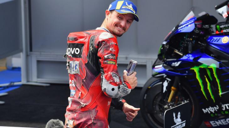 MotoGP2021ドイツGP ジャック・ミラー「相性が悪いサーキットでも競争力を発揮してきた」