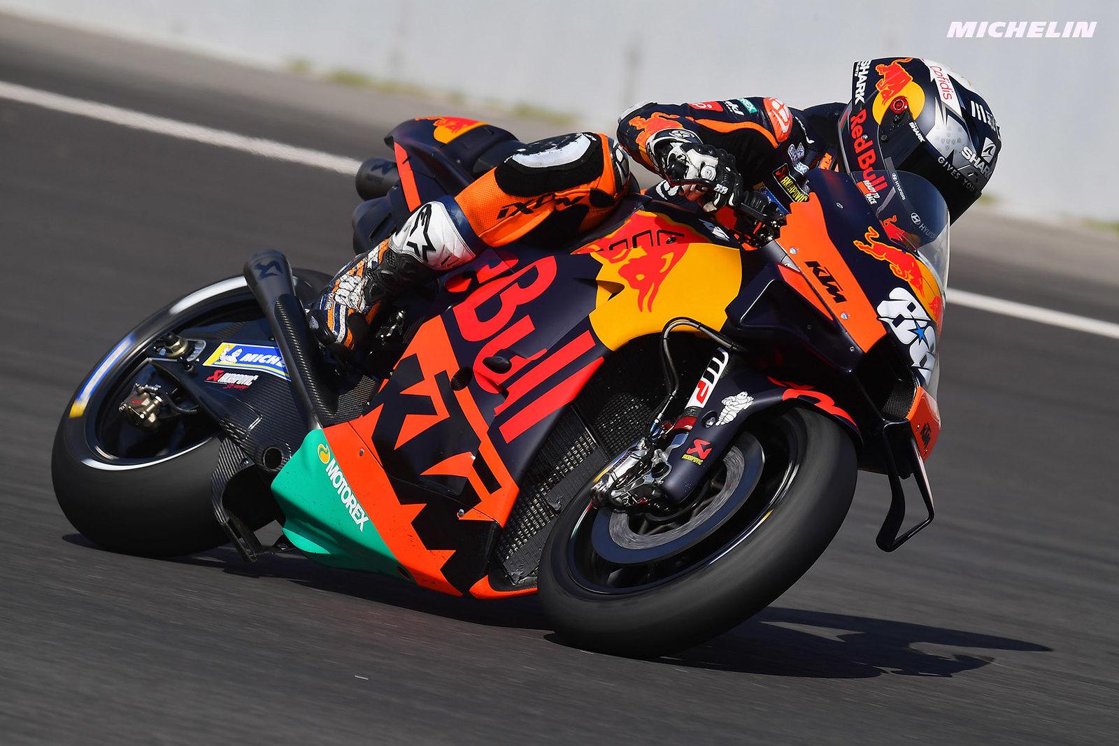 カタルーニャGP 予選4位 ミゲル・オリヴェイラ「シーズンベストの予選結果が嬉しい」