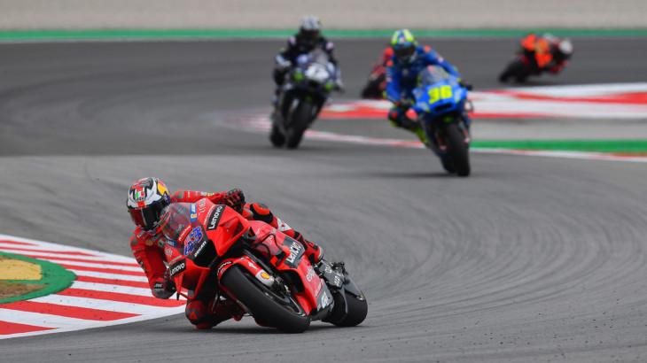 MotoGP2021カタルーニャGP 3位 ジャック・ミラー「今のところシーズンは良い形で進んでいる」
