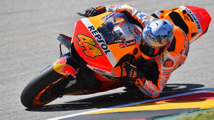 MotoGP2021 ドイツGP 初日総合5位 ポル・エスパルガロ「転倒のせいで慌ただしいセッションだった」