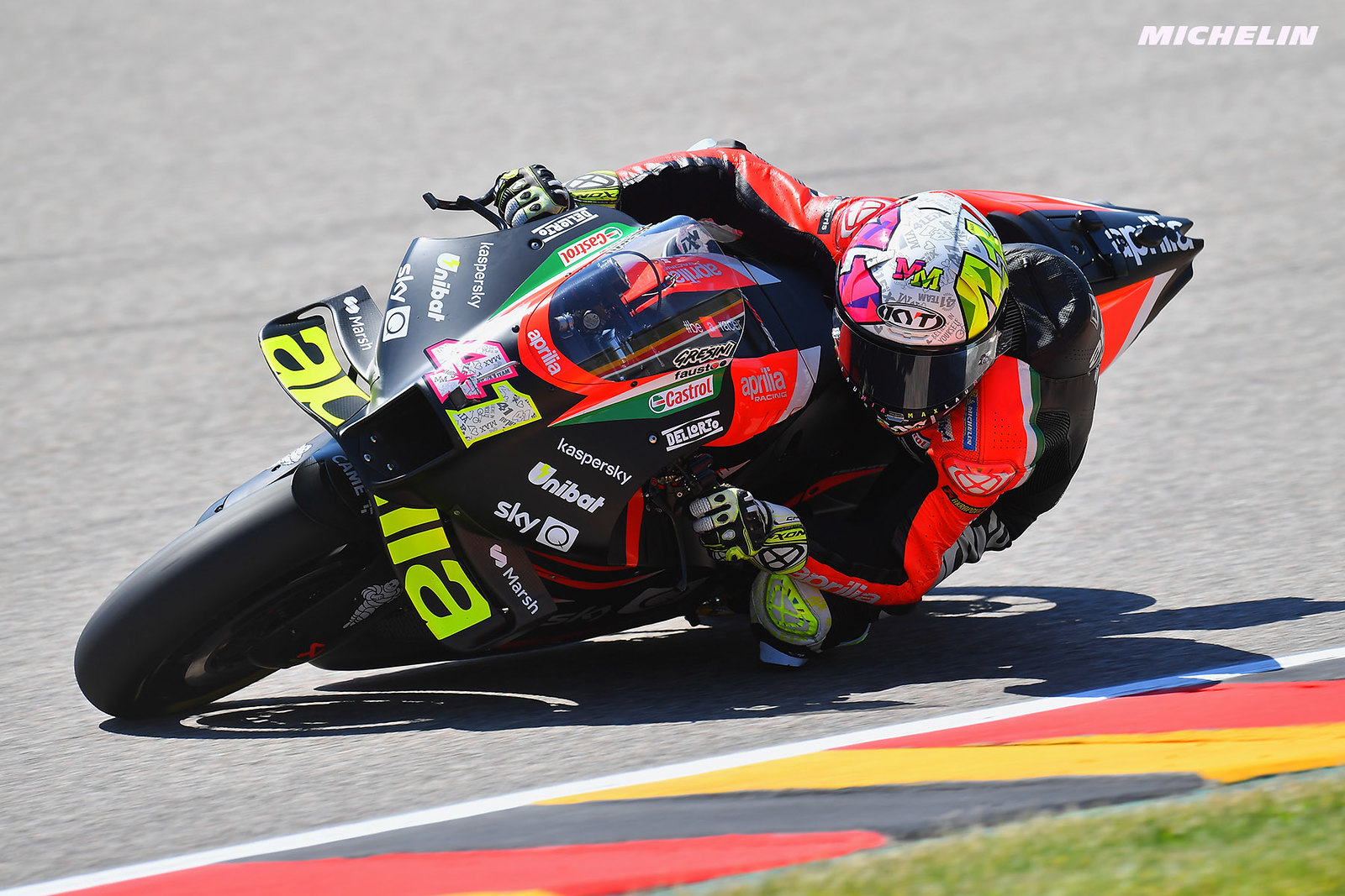 MotoGP2021 ドイツGP 初日総合7位 アレイシ・エスパルガロ「今のところ十分に戦えている」