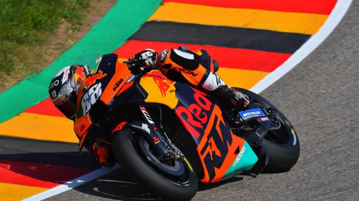 ドイツGP予選6位 ミゲル・オリヴェイラ「6番手スタートは悲劇的な状況ではない」