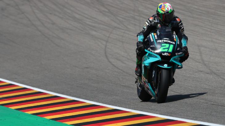ドイツGP 予選18位フランコ・モルビデッリ「マシン自体のフィーリングは悪くない」