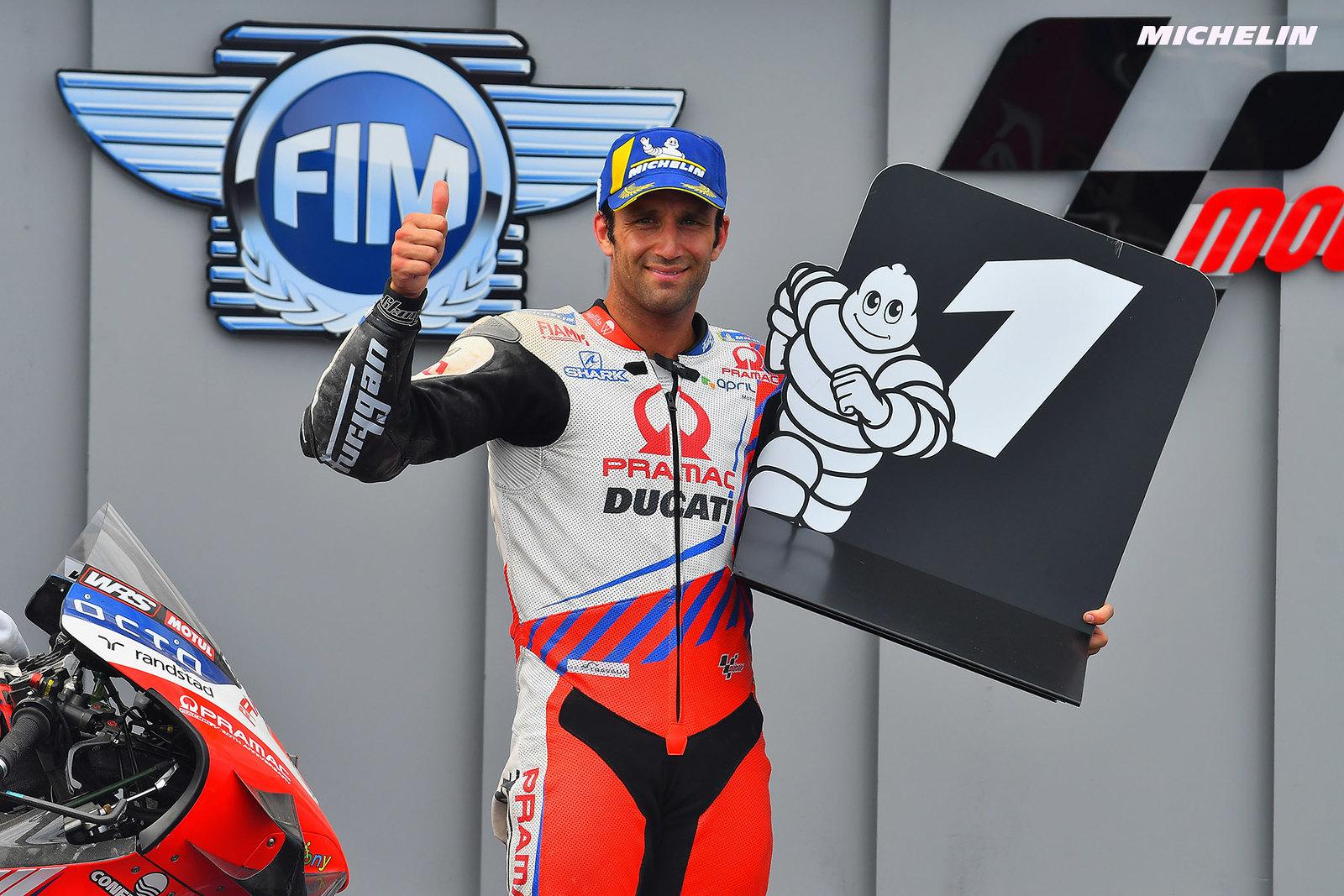 ドイツGP予選1位 ヨハン・ザルコ「賢く走って優勝を狙いたい」