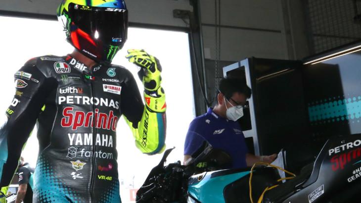 バレンティーノ・ロッシ スティリアGPで今後のキャリアを発表