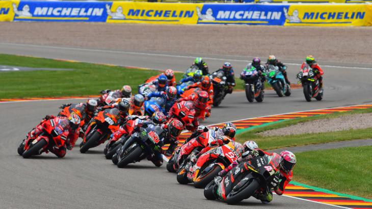 MotoGP2021 ドイツGP7位 アレイシ・エスパルガロ「左コーナーでのトラクションがなかった」
