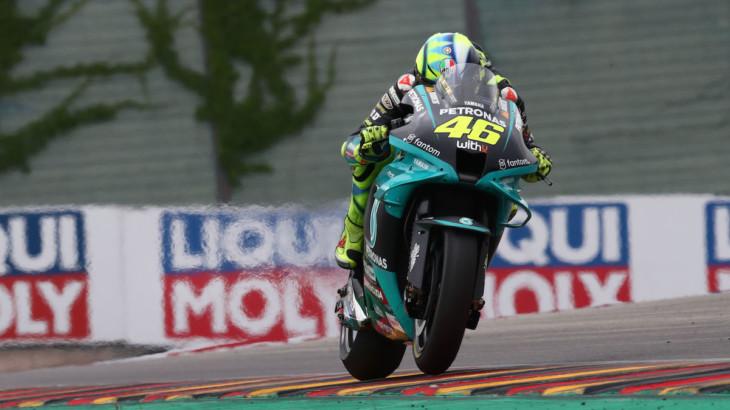 MotoGP2021スティリアGP バレンティーノ・ロッシ「この2戦のベストバランスを見つけたい」