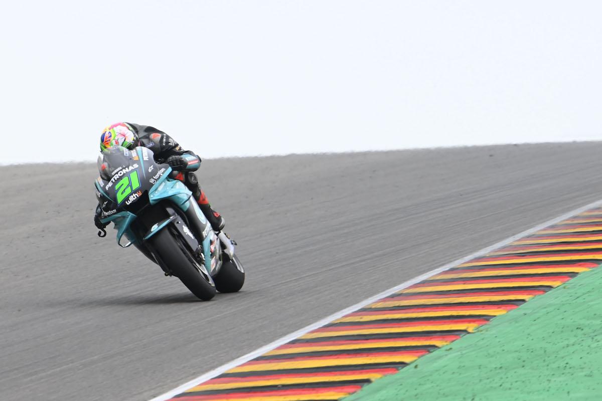 MotoGP2021 ドイツGP18位 フランコ・モルビデッリ「旋回性も悪く、トップスピードも無い状況だった」