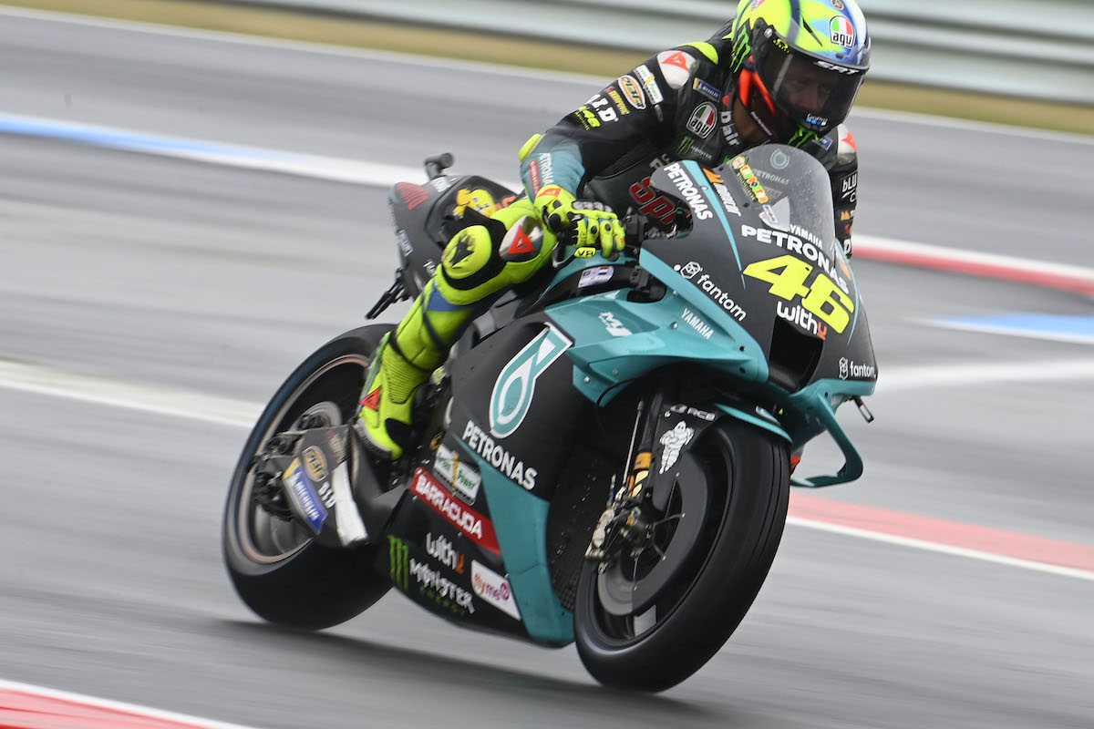 MotoGP2021オランダGP 総合18位バレンティーノ・ロッシ「本来ならば10番手付近のポテンシャル」