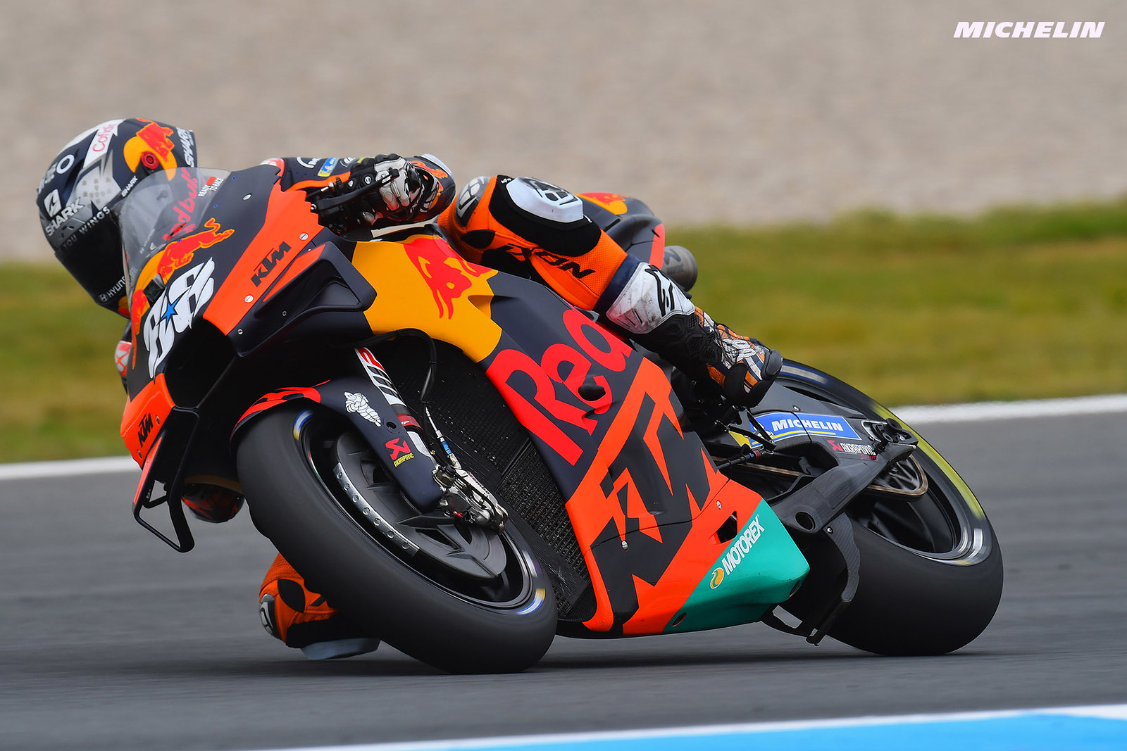 MotoGP2021オランダGP 初日総合3位ミゲル・オリヴェイラ「バイクのベースセットアップはある程度出来ている」