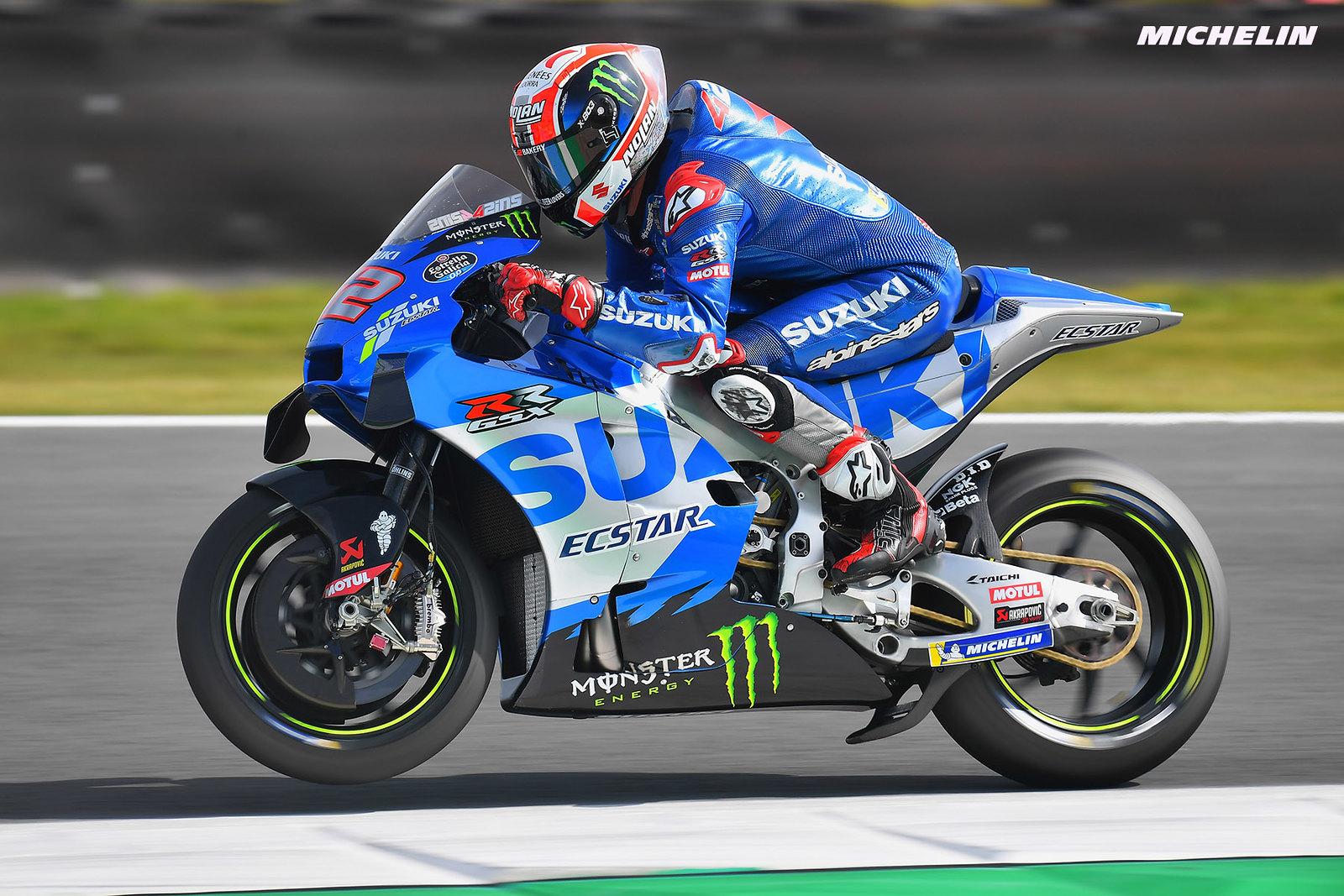 MotoGP2021 オランダGP 予選7位アレックス・リンス「目標は2列目からのスタートだった」