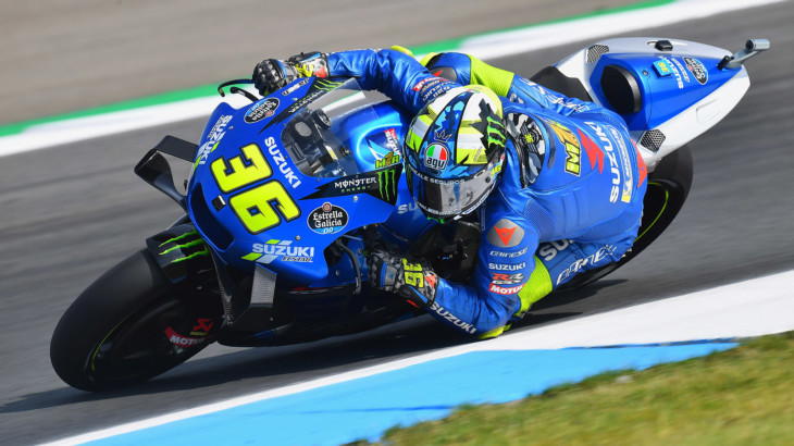 MotoGP2021 オランダGP 予選10位ジョアン・ミル「スタートを成功させることが重要」