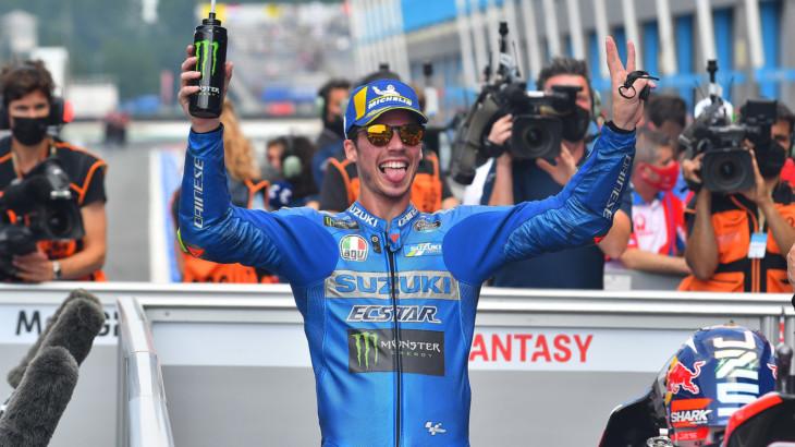 MotoGP2021オランダGP 3位ジョアン・ミル「予選内容の改善、ホールショットデバイスが欲しい」