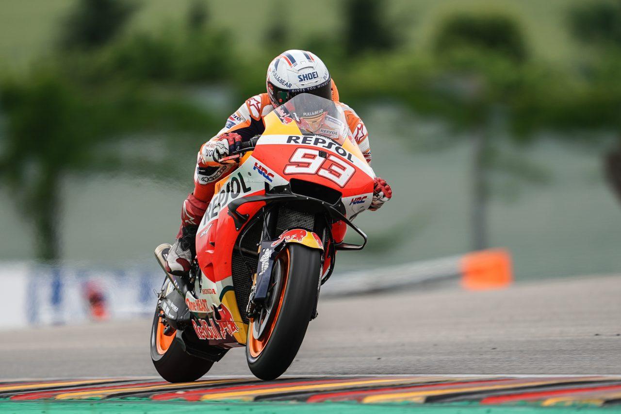 MotoGP2021 ドイツGP優勝 マルク・マルケス「常に支えてくれたホンダには感謝してもしきれない」