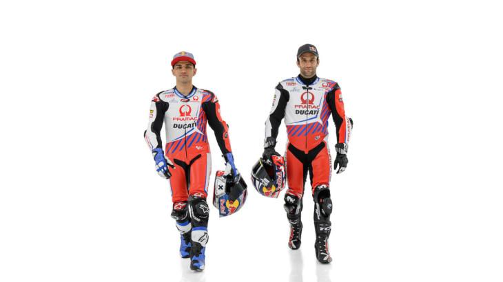 Pramac Racing ヨハン・ザルコ、ホルヘ・マルティン共に2022年末までPramacと契約延長