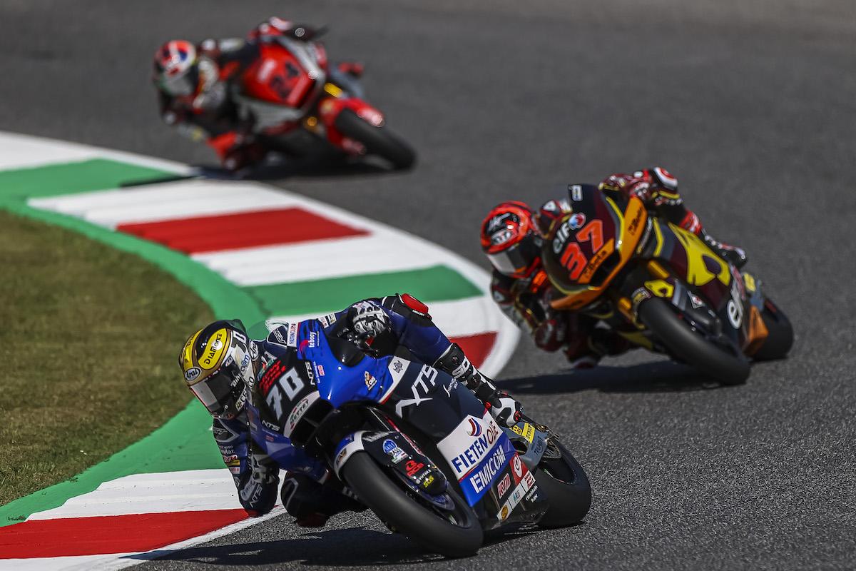 NTS RW Racing GPイタリアGP決勝レース レポート