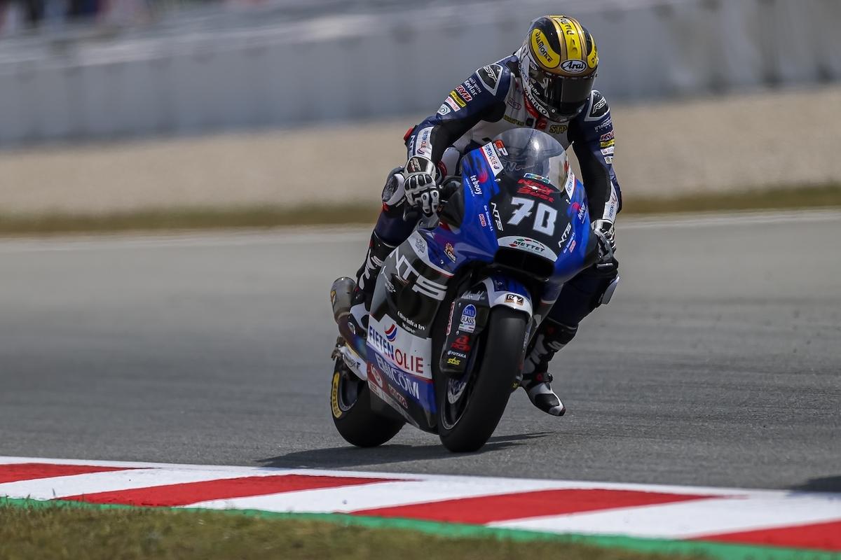 カタルーニャGP NTS RW Racing GP公式練習 3、公式予選レポート