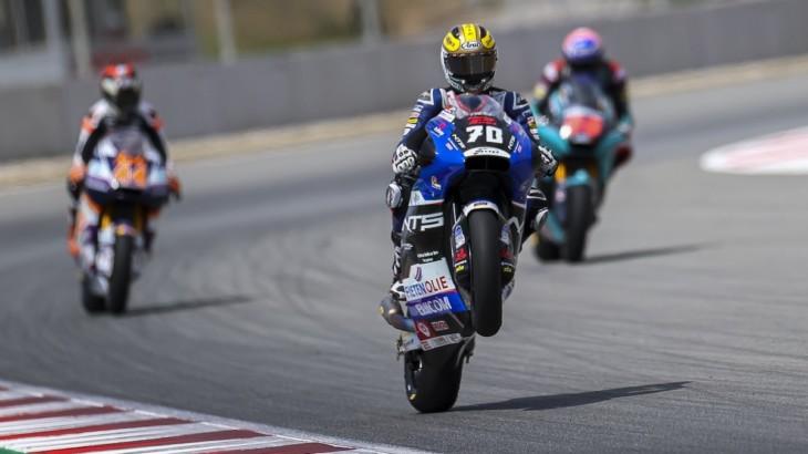 カタルーニャGP NTS RW Racing GP公式練習1、公式練習2レポート