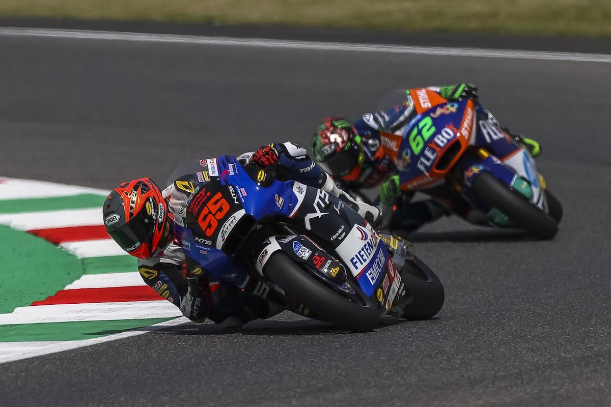 NTS RW Racing GP イタリアGP 公式練習1、公式練習2 レポート