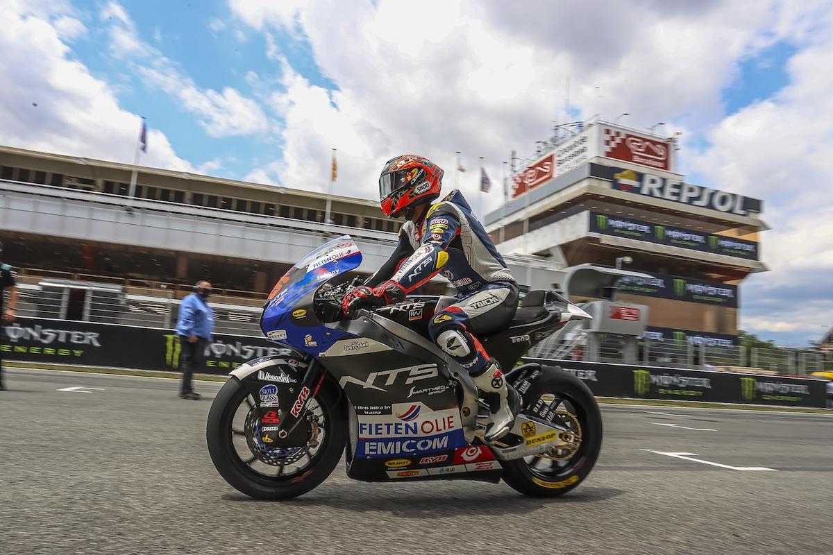 カタルーニャGP NTS RW Racing GP決勝レースレポート