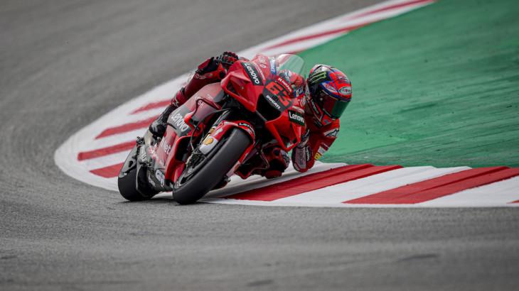 MotoGP2021ドイツGP フランセスコ・バグナイア「今年はきっと結果を残せるはず」