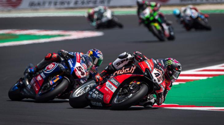 FIM スーパーバイク世界選手権(SBK)ミサノ戦 スコット・レディング「マシンのフィーリングが十分でなかった」