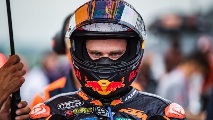 MotoGP2021 ドイツGP4位 ブラッド・ビンダー「最後までタイヤを温存出来た」