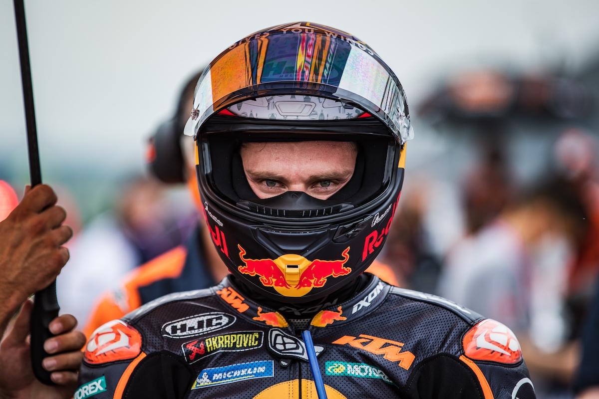 ドイツGP4位 ブラッド・ビンダー「最後までタイヤを温存出来た」