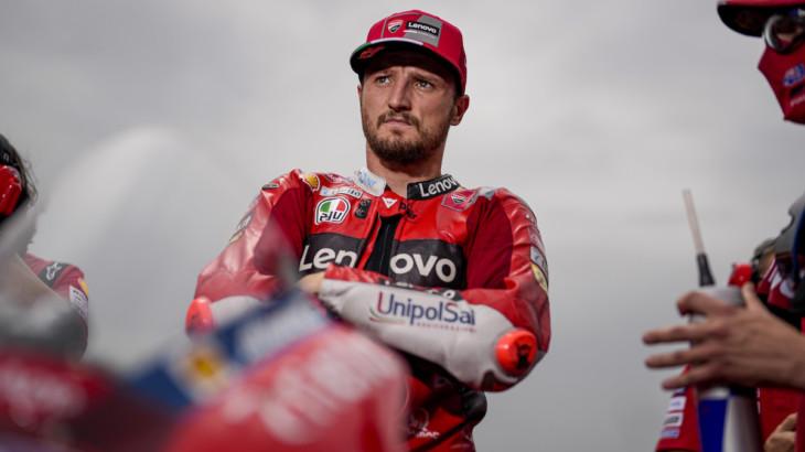 MotoGP2021 ドイツGP6位 ジャック・ミラー「終盤にグリップが足りなかった」