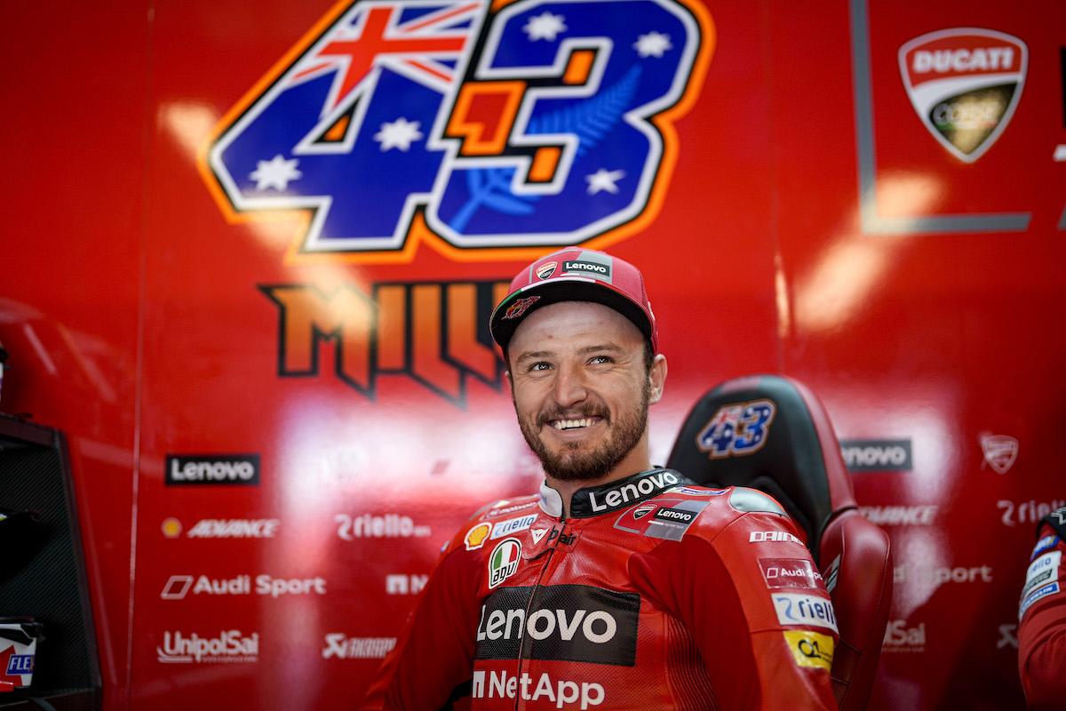 MotoGP2021オランダGP 総合12位ジャック・ミラー「タイムアタック前に雨が振ってしまった」