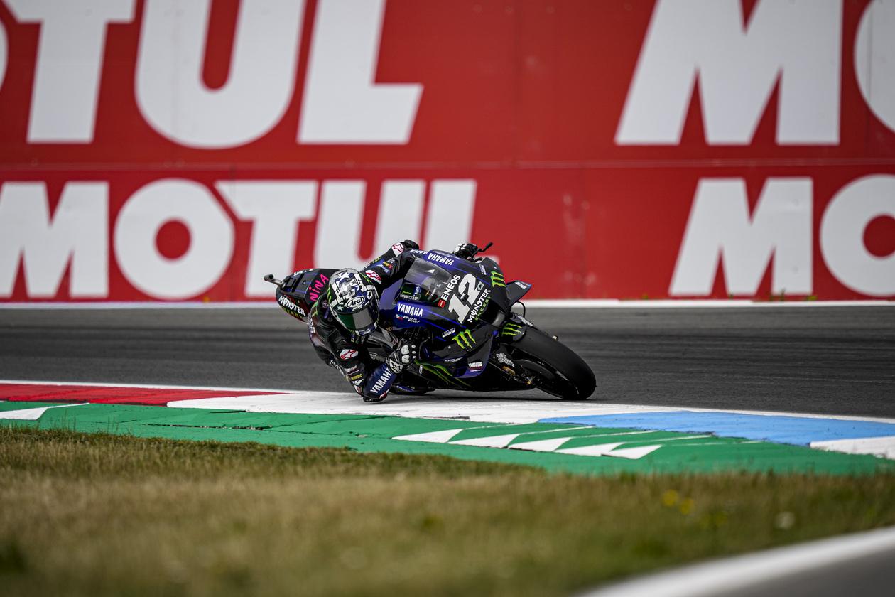 MotoGP2021オランダGP 総合1位マーべリック・ビニャーレス「あんなにスピードがあると思わなかった」