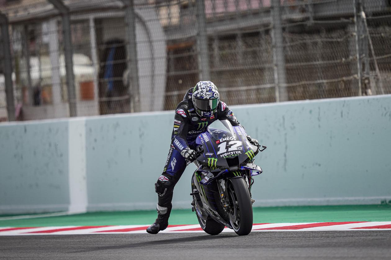 MotoGP2021カタルーニャGP 初日総合6位マーべリック・ビニャーレス「今はラップタイムはさほど考えていない」