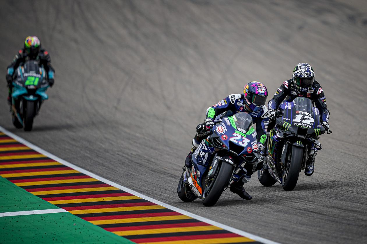 MotoGP2021 ドイツGP19位マーべリック・ビニャーレス「Ducati相手では打つ手なしの状況だった」