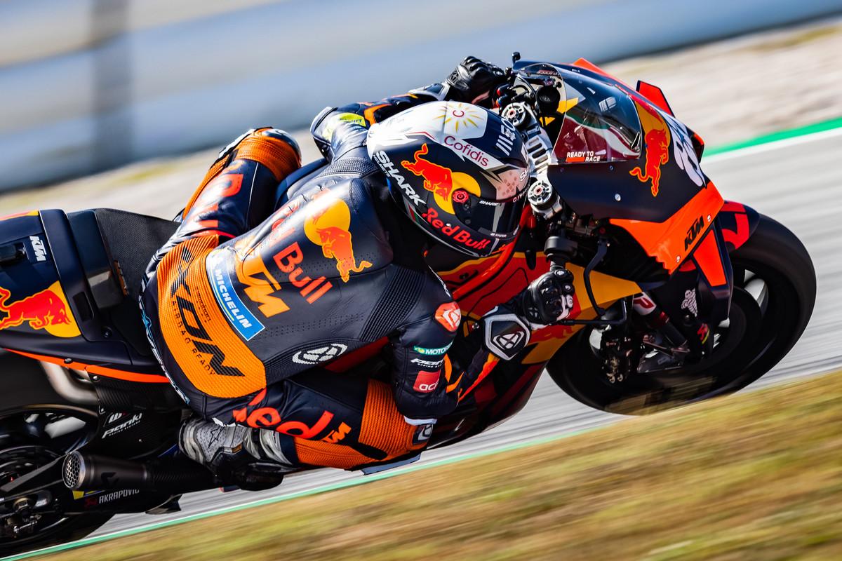 カタルーニャテスト9位 ミゲル・オリヴェイラ「優勝したバイクのパッケージは素晴らしかった」