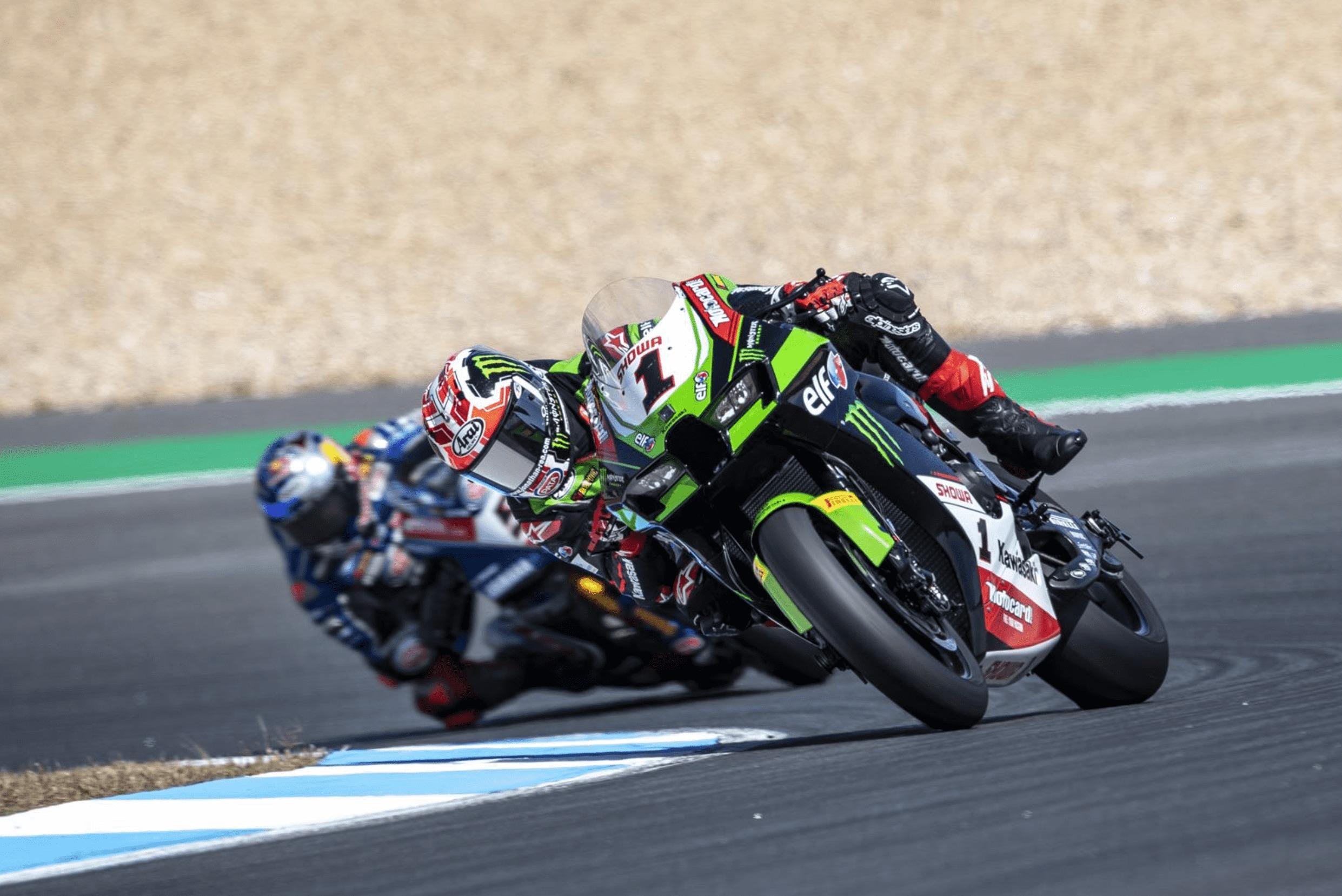 FIM スーパーバイク世界選手権(SBK)エストリル戦 ジョナサン・レイ「SC0タイヤは幅広いレンジで活躍してくれた」