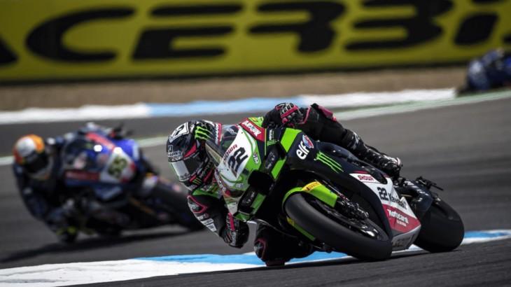 FIM スーパーバイク世界選手権(SBK)エストリル戦 アレックス・ロウズ「日曜日は多くの経験を得ることが出来た」