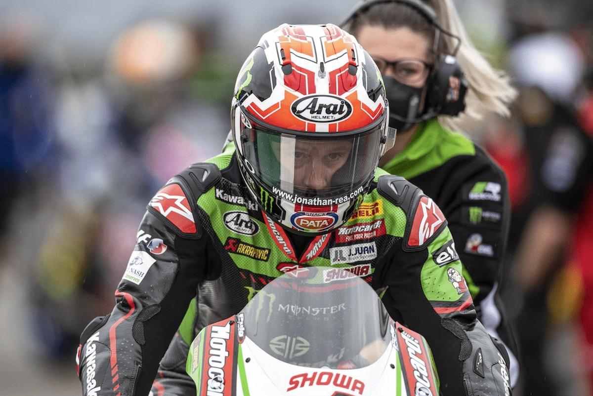FIM スーパーバイク世界選手権(SBK)ミサノ戦 ジョナサン・レイ「高温環境下でタイヤに負担をかけない工夫が奏功している」