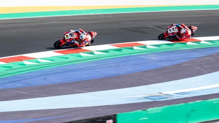 FIM スーパーバイク世界選手権(SBK)ミサノ アルヴァロ・バウティスタ「今回のデータでマシンを改良していきたい」