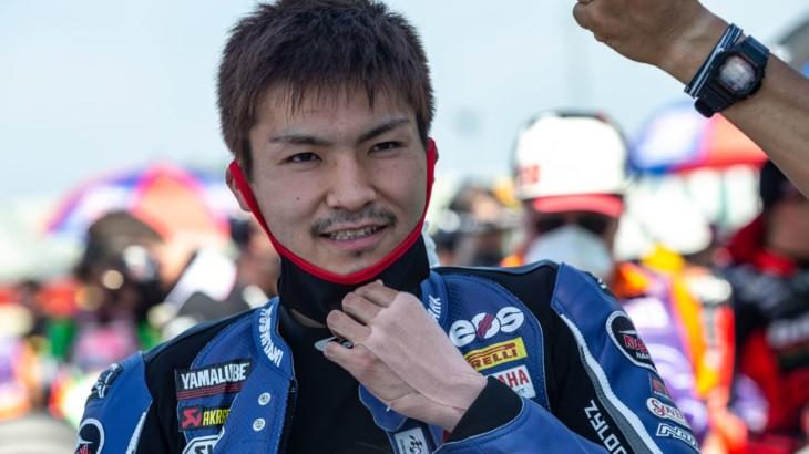 FIM スーパーバイク世界選手権(SBK)ミサノ戦 野左根航汰「最大の改善点は自分自身」