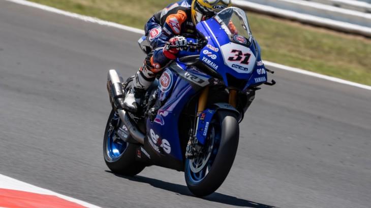 FIM スーパーバイク世界選手権(SBK)ミサノ戦 ギャレット・ガーロフ「チャレンジングな週末だった」