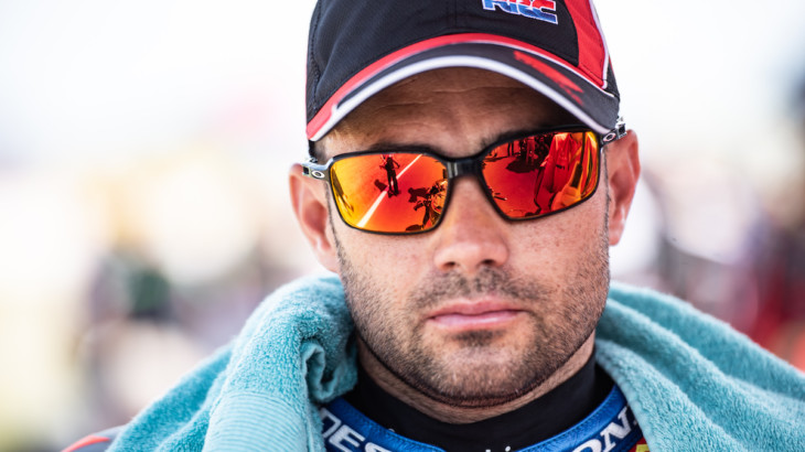 FIM スーパーバイク世界選手権(SBK)ミサノ戦 レオン・ハスラム「週末を通じて常に問題を抱えていた」