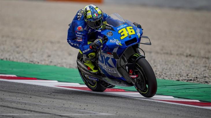 MotoGP2021カタルーニャGP 初日総合16位ジョアン・ミル「フロント周りに問題が発生している」