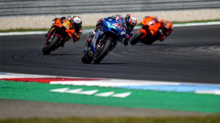 MotoGP2021 オランダGP11位アレックス・リンス「ザルコのオーバーテイクは愚かだった」